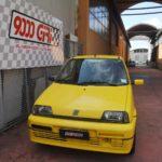 """Elaborazione Fiat 500 Sporting """"Leggerissima"""""""