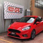 """Elaborazione Ford Fiesta 1.5 td """"Take it easy"""""""