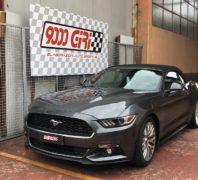 """Elaborazione Ford Mustang 2.3 Ecoboost """"La scheggia"""""""