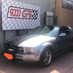 "Elaborazione Ford Mustang 4.0 ""Braking news"""