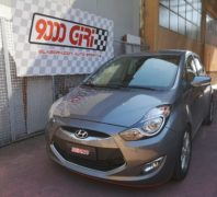 "Hyundai I20 1.6 crdi ""Filter King"""