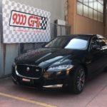 "Elaborazione Jaguar XF 3.0 td ""Bostonian"""