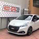 """Elaborazione Peugeot 208 gti """"Bay bay"""""""