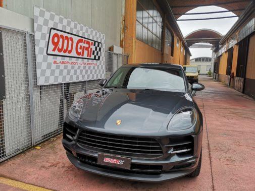 Porsche Macan Turbo powered by 9000 Giri