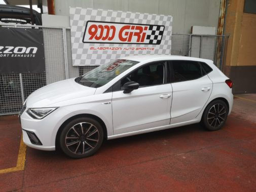 Seat Ibiza 1.0 tb powered by 9000 Giri
