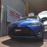 "Elaborazione Toyota Yaris Ibrid ""La rumba"""