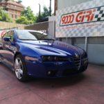"""Elaborazione Alfa Romeo Brera 3.2 V6 """"Special one"""""""