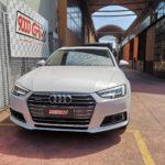 """Elaborazione Audi A4 Avant 2.0 tdi """"Musica di gran classe"""""""