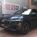 "Elaborazione Audi Q8 5.0 tdi ""Amazing"""