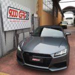 """Elaborazione Audi TT 2.0 Tfsi """"La prima volta"""""""