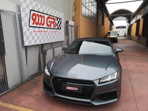 Audi TT 2.0 tfsi powered by 9000 Giri
