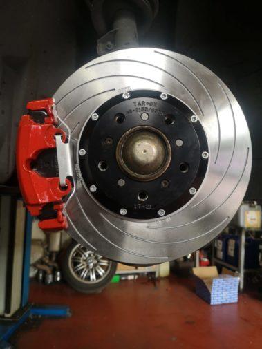 Bmw M3 e46 powered by 9000 Giri