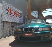 "Elaborazione Bmw Z3 2.8 Coupè e36 ""Sailor Moon"