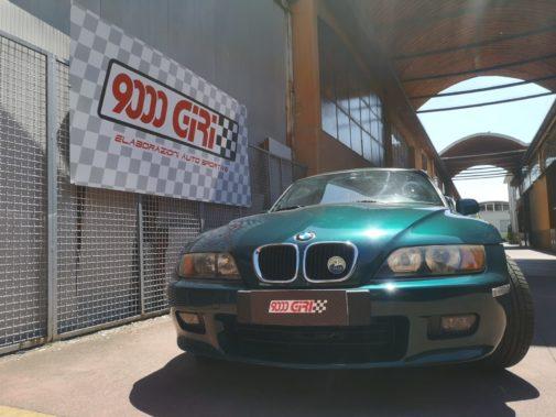 Bmw Z3 2.8 Coupè E36 powered by 9000 Giri