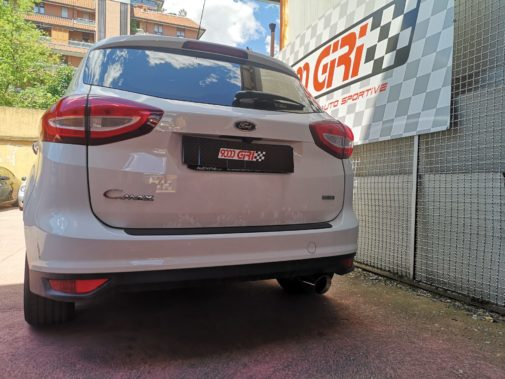 Ford C Max 1.5 Ecoboost powered by 9000 Giri