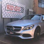 """Elaborazione Mercedes C250d cabrio """"Vento nei capelli"""""""