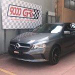 """Elaborazione Mercedes A180 """"Lario"""""""