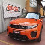 """Elaborazione Range Rover Evoque 2.0 tdi """"Cangiante"""""""
