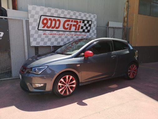 Seat Ibiza Fr 1.2 Tsi powered by 9000 Giri
