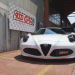 """Elaborazione Alfa Romeo 4C """"La iena"""""""