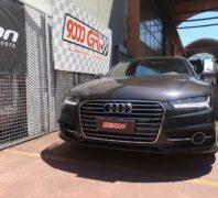 """Elaborazione Audi A7 3.0 tdi """"Marlene"""""""