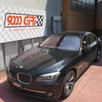 """Elaborazione Bmw 740d """"Time after time"""""""