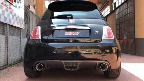 Fiat 500 Abarth 595 Competizione powered by 9000 Giri