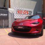 "Elaborazione Mazda mx 5 Coupè ""Cool water"""