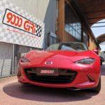 """Elaborazione Mazda Mx 5 2.0 """"Good luck"""""""