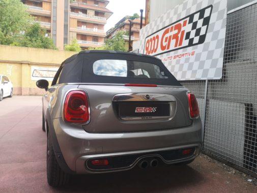 Mini Cooper Sd powered by 9000 Giri