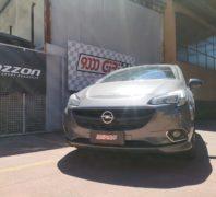 """Elaborazione Opel Corsa 1.2 tb """"National Geographic"""""""