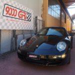 """Elaborazione Porsche 997 Carrera 4S """"Amore senza fine"""""""