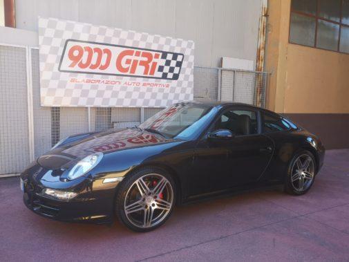 Porsche 997 Carrera 4S powered by 9000 Giri