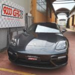 "Elaborazione Porsche Panamera 4.0 turbo Hybrid ""Alexander Platz"""
