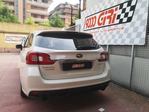 Subaru Levorg 1.5 turbo powered by 9000 Giri