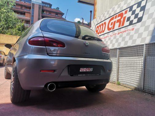 Alfa 147 1.6 16v powered by 9000 giri