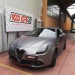 """Elaborazione Alfa Romeo Giulietta 1.4 tb """"Forza della natura"""""""