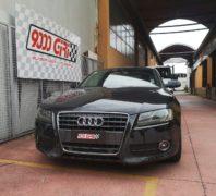 """Elaborazione Audi A5 2.7 tdi """"Globetrotter"""""""