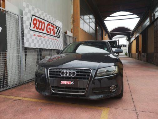 Audi A5 2.7 tdi powered by 9000 giri