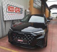 "Elaborazione Audi Rs Q3 ""Prestanti sensazioni"""