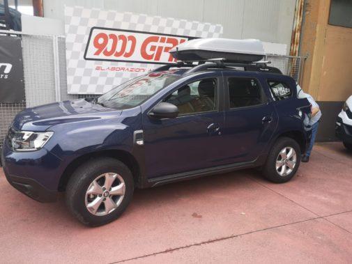 Dacia Duster 1.6 powered by 9000 Giri
