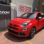 "Elaborazione Fiat 500X 1.4 Tjet ""Green pass"""