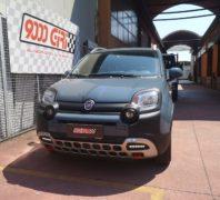 "Fiat Panda Cross 900 Twinair ""Solid rock"""
