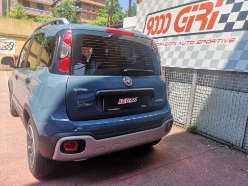 Fiat Panda Cross powered by 9000 Giri