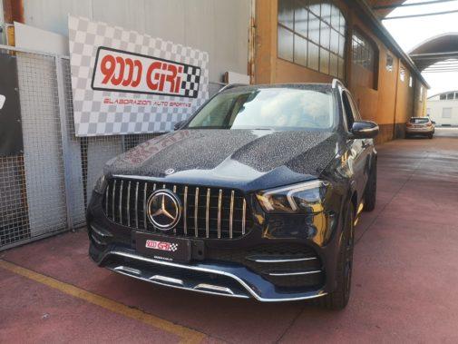 Mercedes Gle powered by 9000 Giri