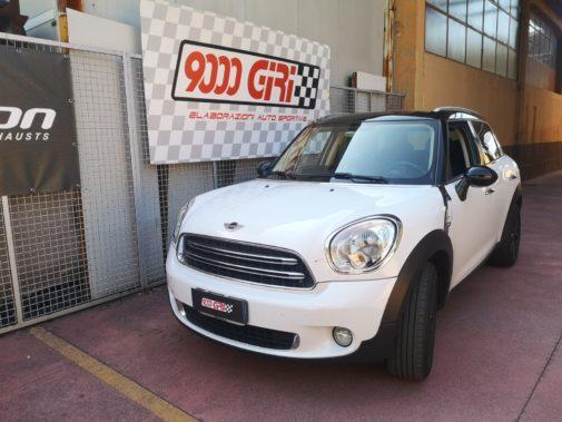 Mini Cooper 1.6 powered by 9000 Giri