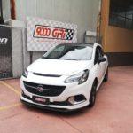 """Elaborazione Opel Corsa 1.6 tb Opc """"Illusion"""""""