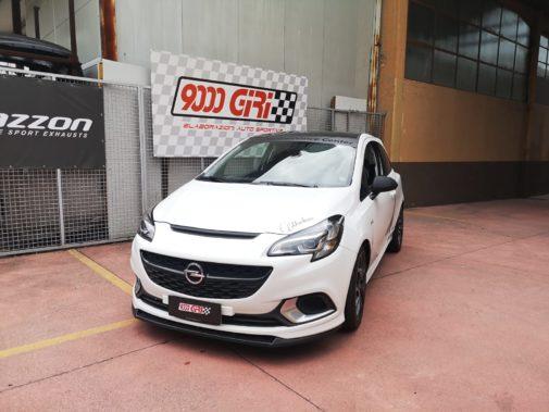 Opel Corsa 1.6 tb Opc powered by 9000 Giri