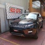 """Elaborazione Range Rover Evoque """"Libertà permanente"""""""