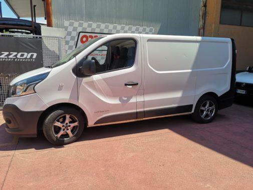 Renault Traffic 1.6 dci powered by 9000 Giri